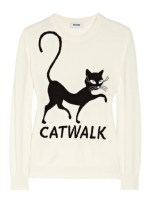 MOSCHINO CHEAP AND CHIC catwalk FashionDailyMag cashmere guide 2013