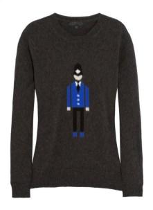 burberry prorsum intarsia FashionDailyMag cashmere guide 2013