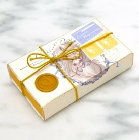 quince persimmon correspondence soap FashionDailyMag gifts under 25