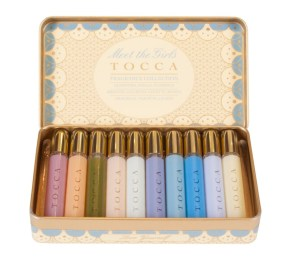 tocca meet the girls fragrance | fashiondailymag