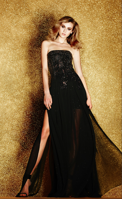 AZZARO Capsule Couture Spring 2014 fashiondailymag sel 4