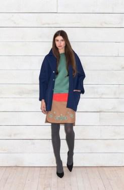 NOON BY NOOR Pre Fall 2014 fashiondailymag Look 11