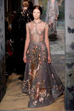VALENTINO Couture Spring 2014 fashiondailymag sel 3