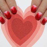 2014 Valentine's Day Nail Art copy