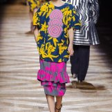 DRIES VAN NOTEN Fall 2014 PFW fashiondailymag sel 7