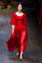 Dolce e Gabanna fall 2014 FashionDailyMag sel 19