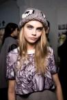 cara delevingne GILES Sam Wilson bfc fall 2014 FashionDailyMag sel 3