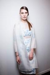 Holly Fulton BFC fashiondailymag
