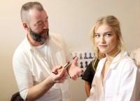 Michael Kors Backstage Beauty FW 2014 Image 1