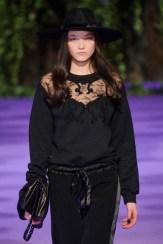 YUMI LAMBERT alexis Mabille fall 2014 FashionDailyMag sel 15