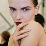 naeem khan backstage beauty FashionDailyMag