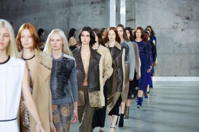 reed krakoff fall 2014 NYFW FashionDailyMag