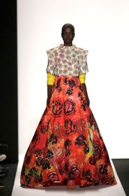 Academy Of Art University Fall 2014 Collections - Runway 12