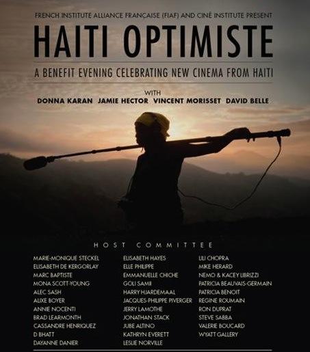 HAITI OPTIMISTE fiaf donna karan FashionDailyMag