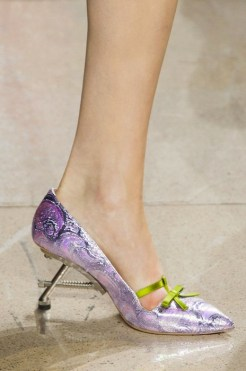 MIU MIU fall 2014 shoes FashionDailyMag sel 1