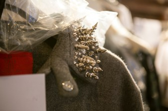 MONCLER GAMME ROUGE Fall 2014 PFW backstage fashiondailymag sel 1