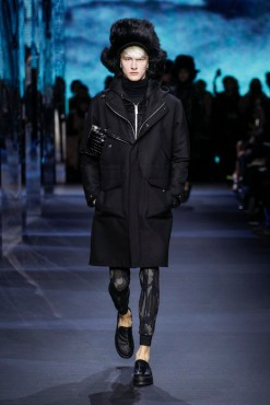 MONCLER GAMME ROUGE Fall 2014 PFW fashiondailymag sel 45