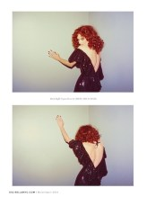 TAYLOR FOSTER by CHRISTOPHER LOGAN bella FashionDailyMag sel 5