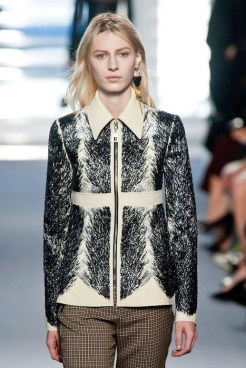 julia nobis LOUIS VUITTON fall 2014 FashionDailyMag