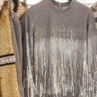 exclusive: HOT view of ASHISH sequined cool fall 2014