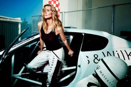 Heidi Klum by Francesco Carrozzini Maserati FashionDailyMag sel 02