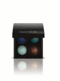 LAURA MERCIER baked eye colour quad st tropez 2