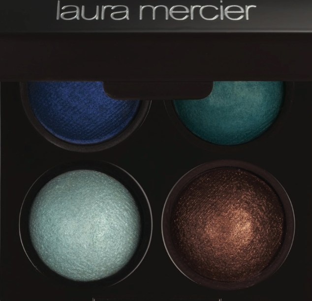 LAURA MERCIER baked eye colour quad st tropez