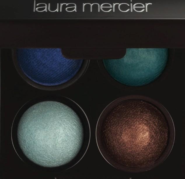 LAURA MERCIER baked eye colour quad st tropez