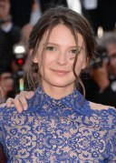 "osephine Jappy attends ""The Homesman"" Premiere cannes film festival fashiondailymag"