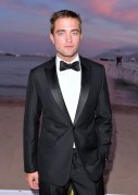 robert pattinson at the rover pre screening party Cannes film festival