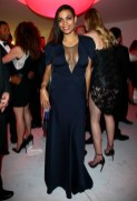 Rosario Dawson attends the Moncler, The After Party To Benefit amfAR