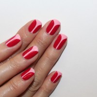NAIL TRENDS: Tulips for Spring