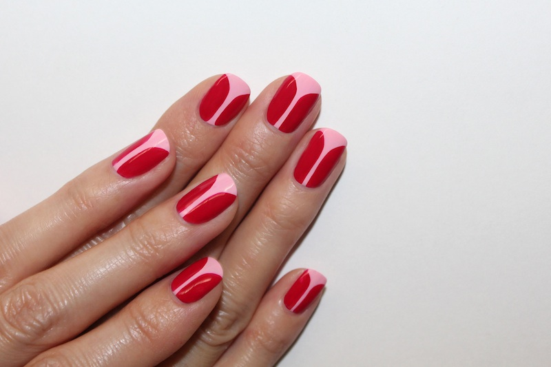 nail trends tulips for spring FashionDailyMag sel 3