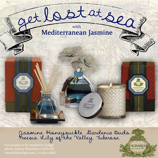 Agraria Mediterranean Jasmine tassel summer FashionDailyMag sel 3