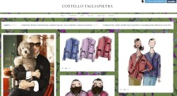 COSTELLO TAGLIAPIETRA ecommerce tumblr launch FashionDailyMag