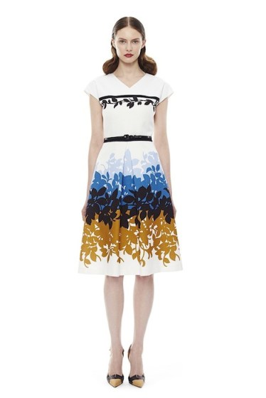 carolina herrera resort 2015 FashionDailyMag sel 1
