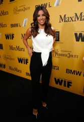 Eva Longoria attends Women In Film 2014 Crystal + Lucy Awards FashionDailyMag