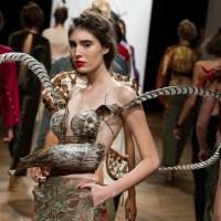 ANTONIO ORTEGA couture fall 2014 Paris