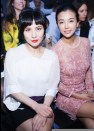 Josie Ho and Helen Yao at ELIE SAAB Haute Couture