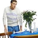 MAISON KITSUNE spring 2015 menswear