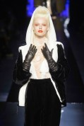 frida gustavson JEAN PAUL GAULTIER haute couture Fall 2014 FashionDailyMag sel 65