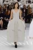 yumi lambert DIOR HAUTE COUTURE FALL 2014 FashionDailyMag