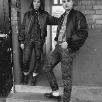 Spirit of '69' campaign by Gavin Watson for DOC Martens