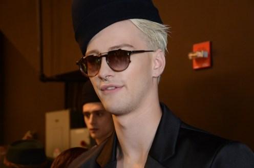 BENJAMIN JARVIS Robert Geller Spring 2015 Fashion Daily Mag sel 6