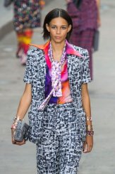 Chanel SS15 PFW Fashion Daily Mag sel 2 copy