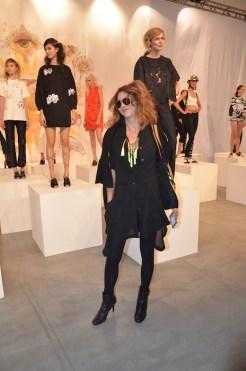 brigitte segura Cynthia Rowley Spring 2015 Fashion daily mag sel 18