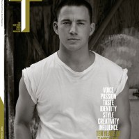 "Channing Tatum ""A Work in Progress"""