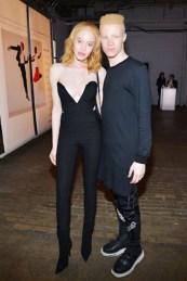 Diandra Forrest, Shaun Ross Forevermark FashionDailyMag