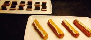 desserts at oneredday moleskine dessert (red) brigitte segura FashionDailyMag