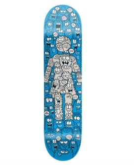 girl x kevin lyons skateboard colette FashionDailyMag mens guide 2014